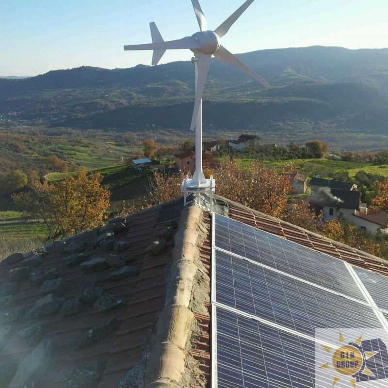 Micro eolico domestico Anemos 3 Kw | GIN GROUP