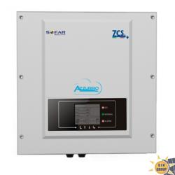 Inverter Azzurro Trifase Compact 4.4KTL - 12KTL
