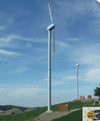 Flyer Turbina Libellula 20Kw
