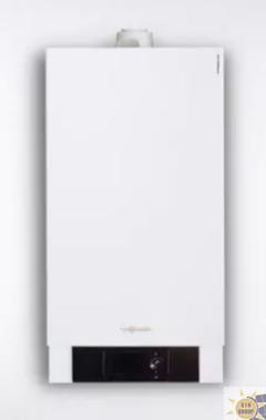 Viessmann Vitodens 200 – Caldaia murale di alta potenza ideale per impianti centralizzati