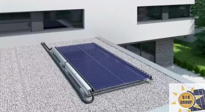 Pannello solare sottovuoto Vitosol 200-TM
