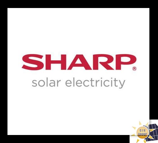 LOGO SHARP SOLAR