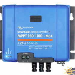 Victron SmartSolar MPPT 150/100-MC4 without plug-in display