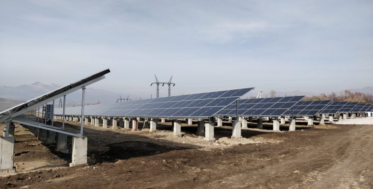 PhonoSolar The Largest Commercial PV Project in Armenia Completed