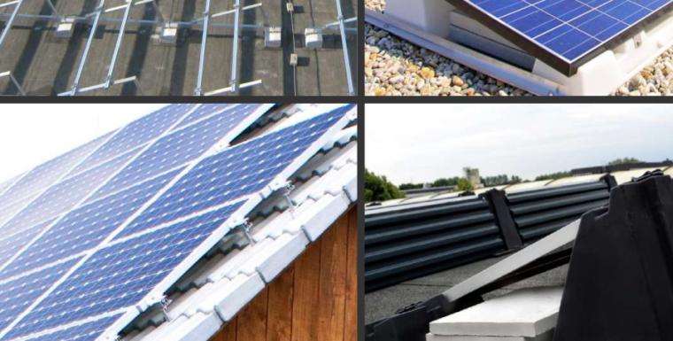 Soluzioni di montaggio di qualità superiore progettate per semplicità e comodità di installazione.